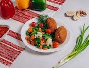 Kruczenyki+warzywy gotowane