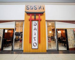 Restauracja japońska Daito Sushi M1 Czeladź