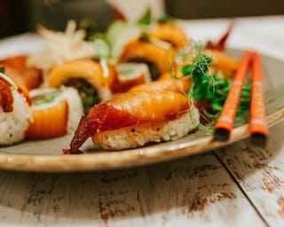 Sushi dostawa Będzin, Czeladź, Dąbrowa Górnicza, Jaworzno, Siemianowice, Piekary, Bytom, Ruda Śląska