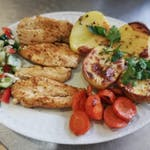 Filet drobiowy grillowany