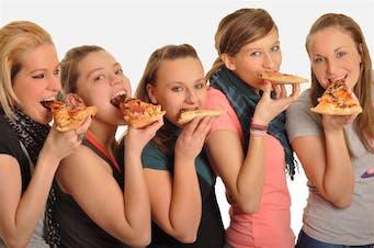 Czas na kawałek pizzy