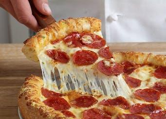 Pizza salami