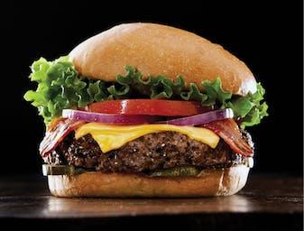 Bacon Burger- Mobilna Pizza