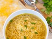 Supă din pui cu tăiței