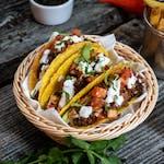 Taco wołowe