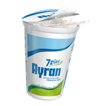 Ayran, turecki napój jogurtowy