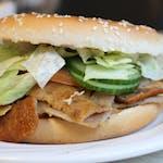 Kebab Burger