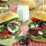 Hamburger wołowina 100 procent