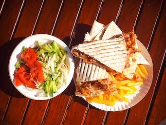 Quesadillas - zestaw duży