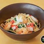 8.Spaghetti Gamberi