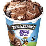 Ben &Jerry Phish Food