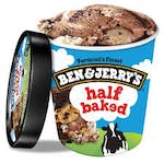 Ben & Jerry's Half Baked 500ml
