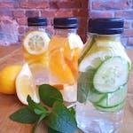 Lemoniada - Czarny bez z pomarańczą 330ml