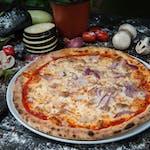 Pizza Tono e Cipolla