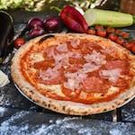 Pizza Con Carne