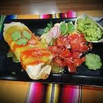 Burrito wołowina