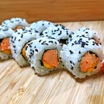 Sake Yaki roll