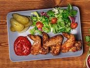 Szaszłyk ormiański ze skrzydełek kurczaka