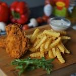 Polędwiczki z kurczaka panierowane (2szt)