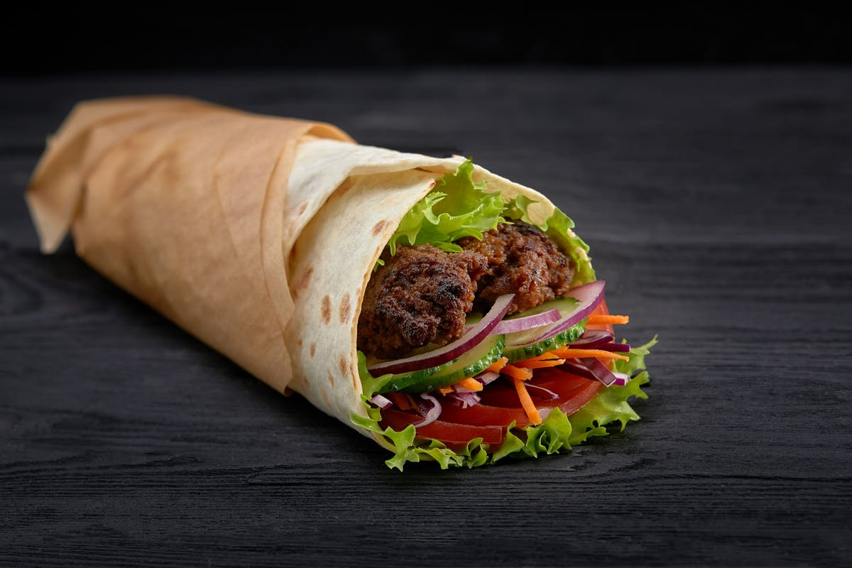 Kebab Pita