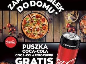 Coca cola 0,33 w puszce za 1gr