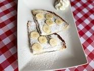 Naleśniki z nutella i bananem