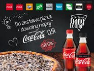 Zestaw mała pizza + napój + Coca-Cola Zero 0,5l GRATIS