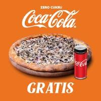 Coca-Cola Zero 0,33l w puszce GRATIS !
