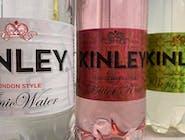 Kinley: Tonic Water, Bitter Rose, Virgin Mojito.