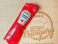 Ketchup saszetka 17ml
