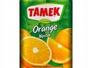 Tamek nektar turecki 0.33 l Puszka - Pomarańcza