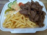 Talerz Kebab Duży