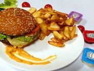 MENIU Real Burger Andromeda