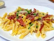 Garganelli Prosciutto & Mozzarella
