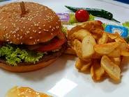 MENIU Hamburger de vita