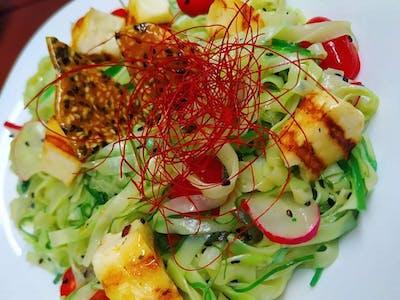 Vegetariánsky Wakame šalát