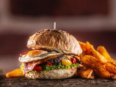 Tip Top Burger