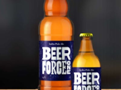 Beer Force One