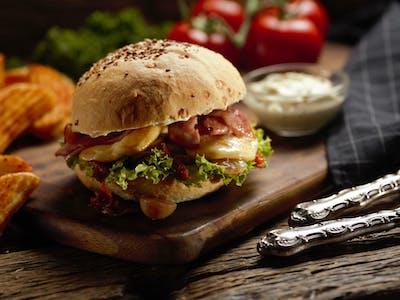 Pastiersky burger