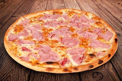 Mega Pizza Prosciutto Crudo