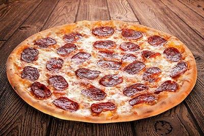 Pizza cu Babic