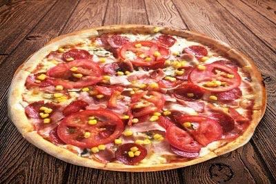 Mega Pizza Deliciosa
