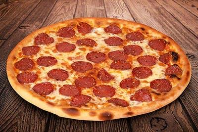 Mega Pizza Diavola