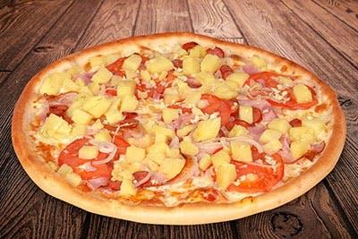 Mega Pizza Paesana