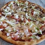 24. Pizza Kebab De luxe