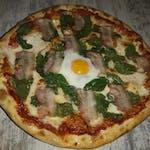 29. Pizza Špenátová