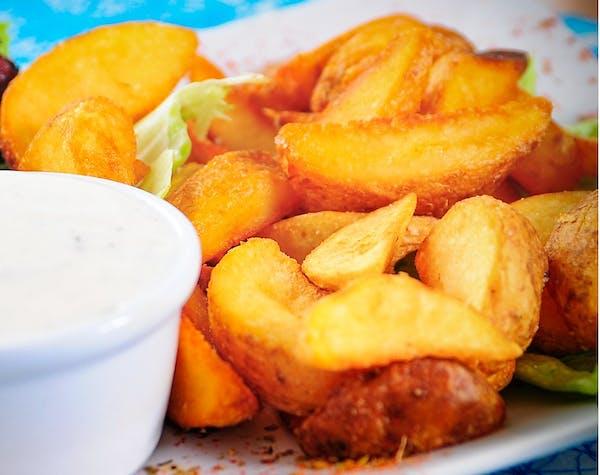 Ćwiartki ziemniaków 200 g