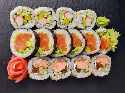 Maki Set Lunch 14 szt.