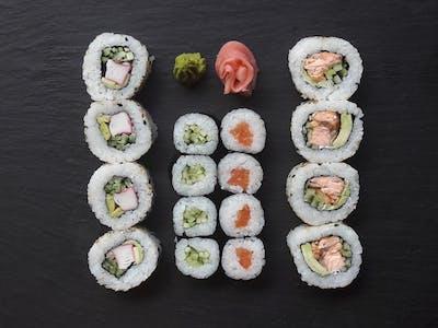 Maki Set Lunch 16 szt.