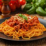 Makaron Spagetti Bolognesse